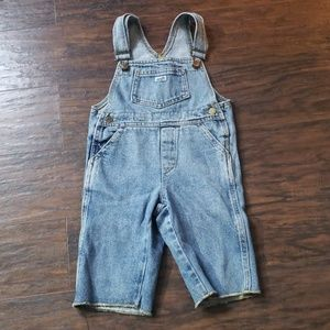 Vintage GUESS Overalls Size 4Y